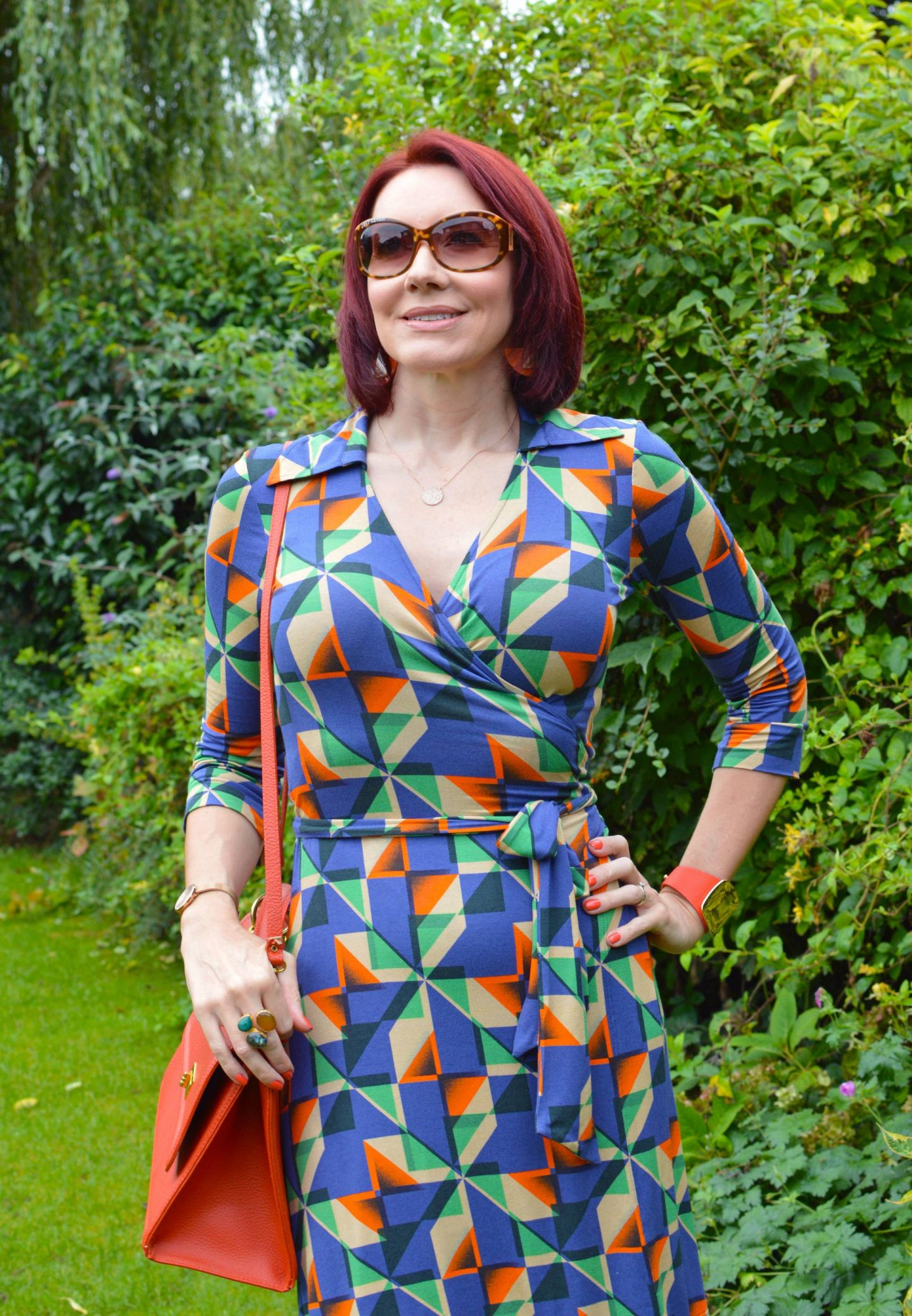Nathalie Vleeschouwer Wrap Dress