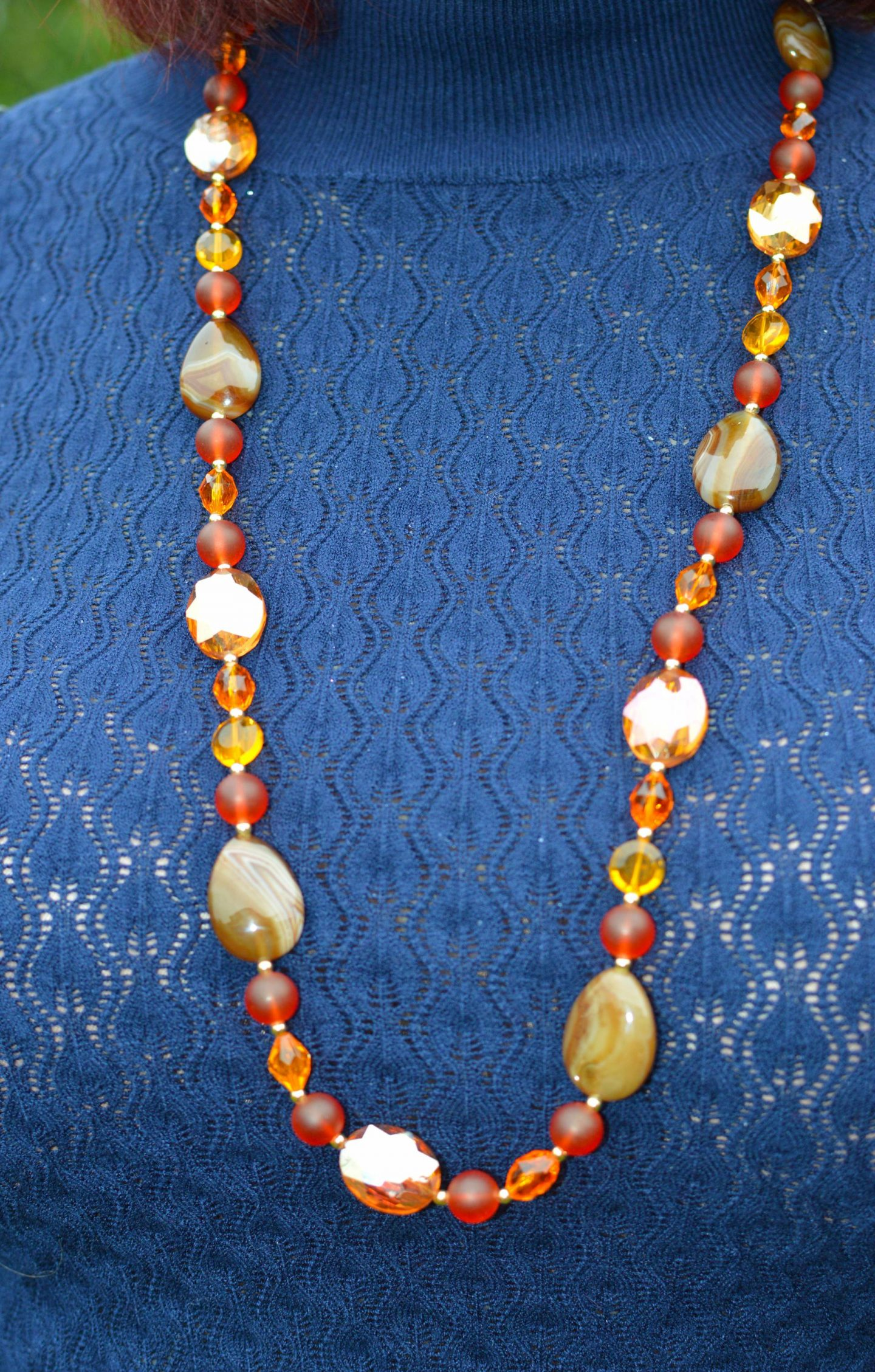 Eternal Collection Thanksgiving necklace