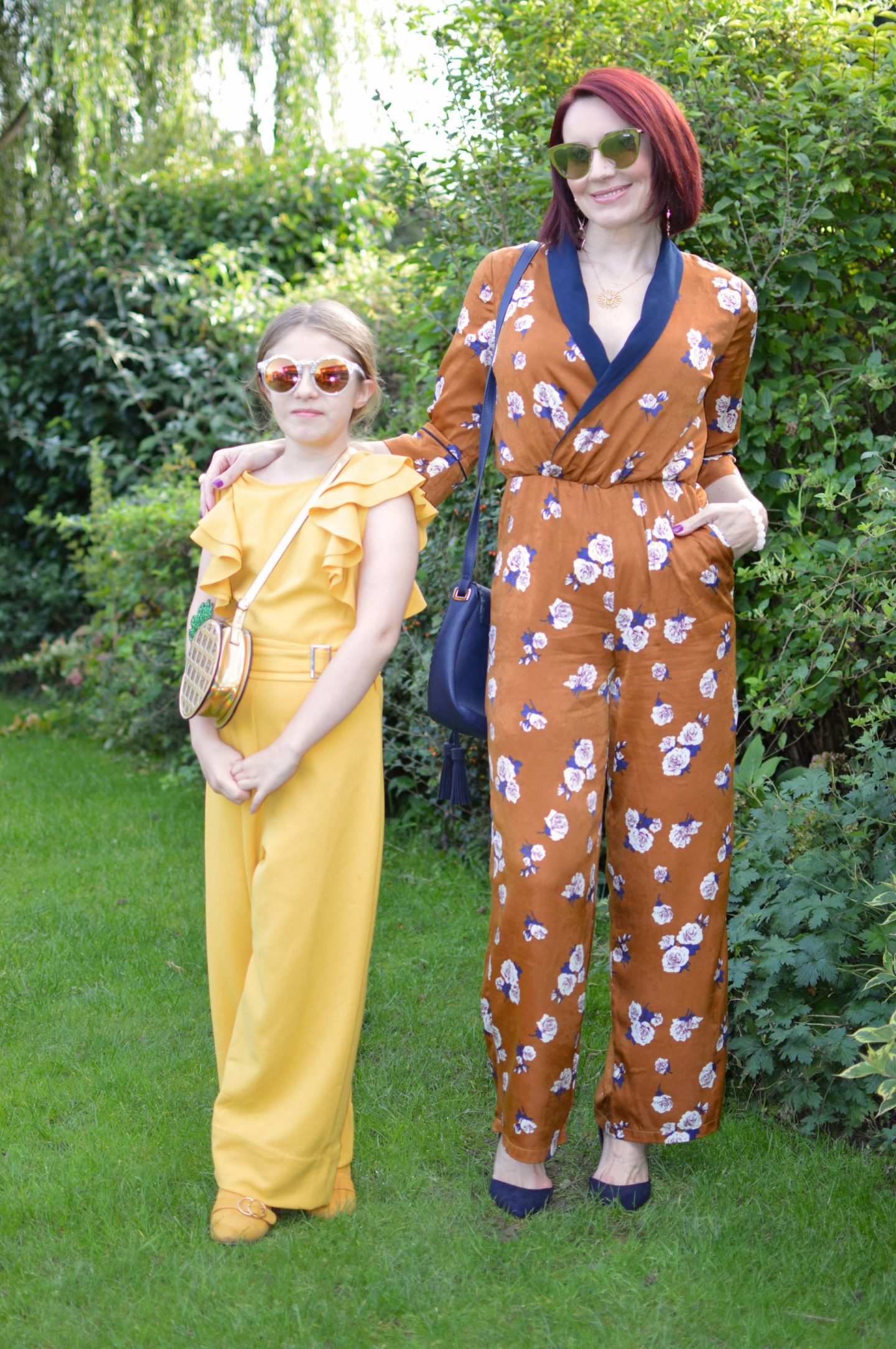 Mummy and Me Jumpsuits