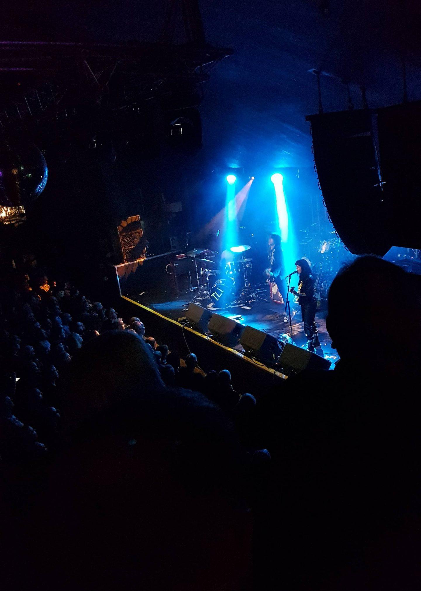 A Night in Nottingham, Rock City