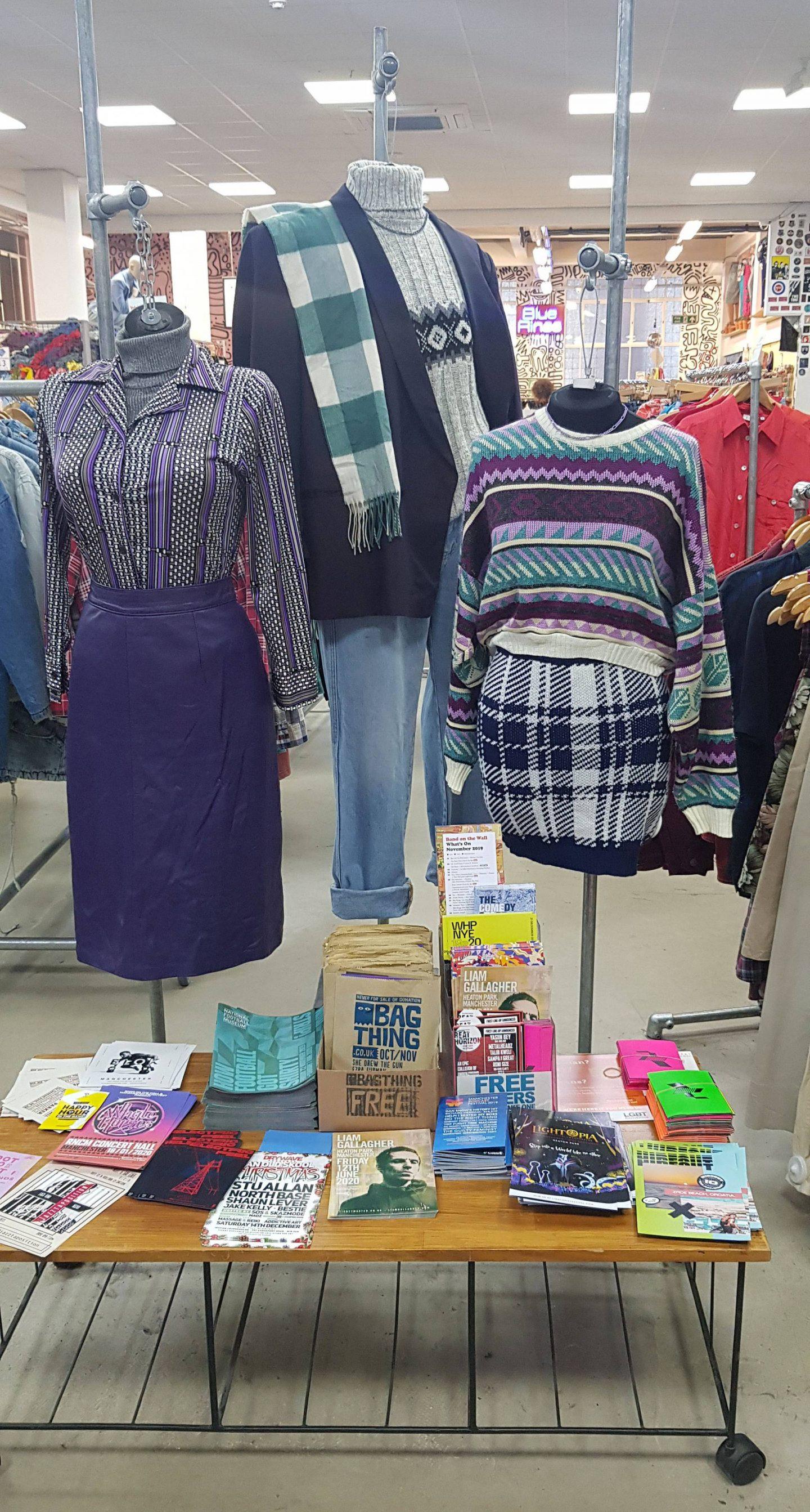 Blue Rinse vintage shop