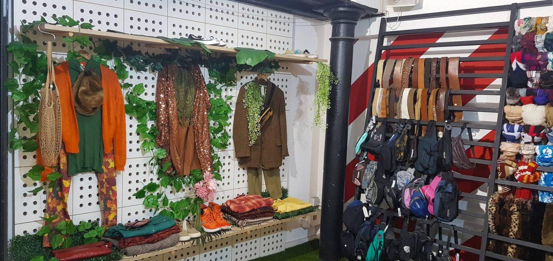 Exploring Manchester's Northern Quarter, Cow vintage shop