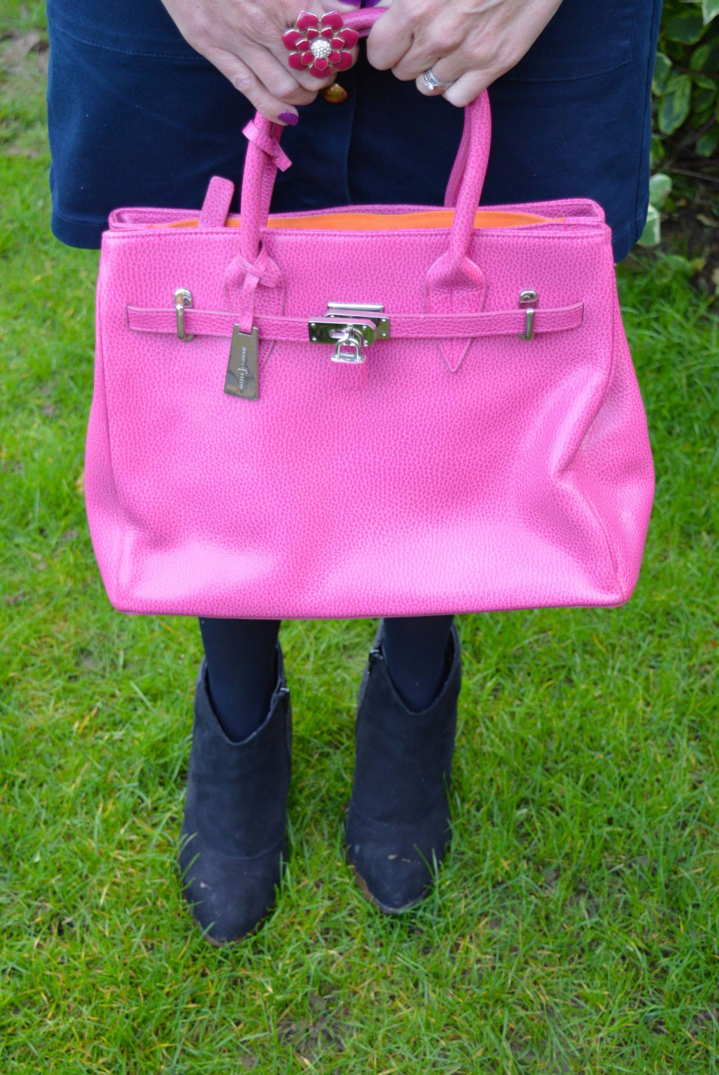 pink J by Jasper Conran bag