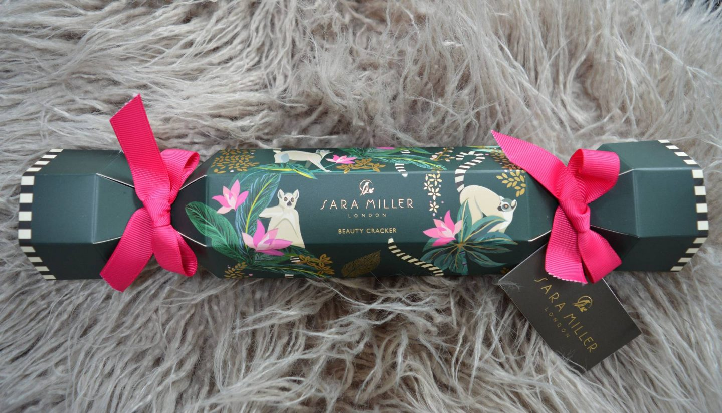 Personalised Christmas gift ideas, Sara Miller London Lemur beauty cracker