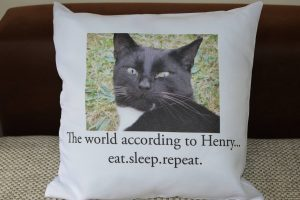 Personalised Christmas Gift Ideas, personalised cushion