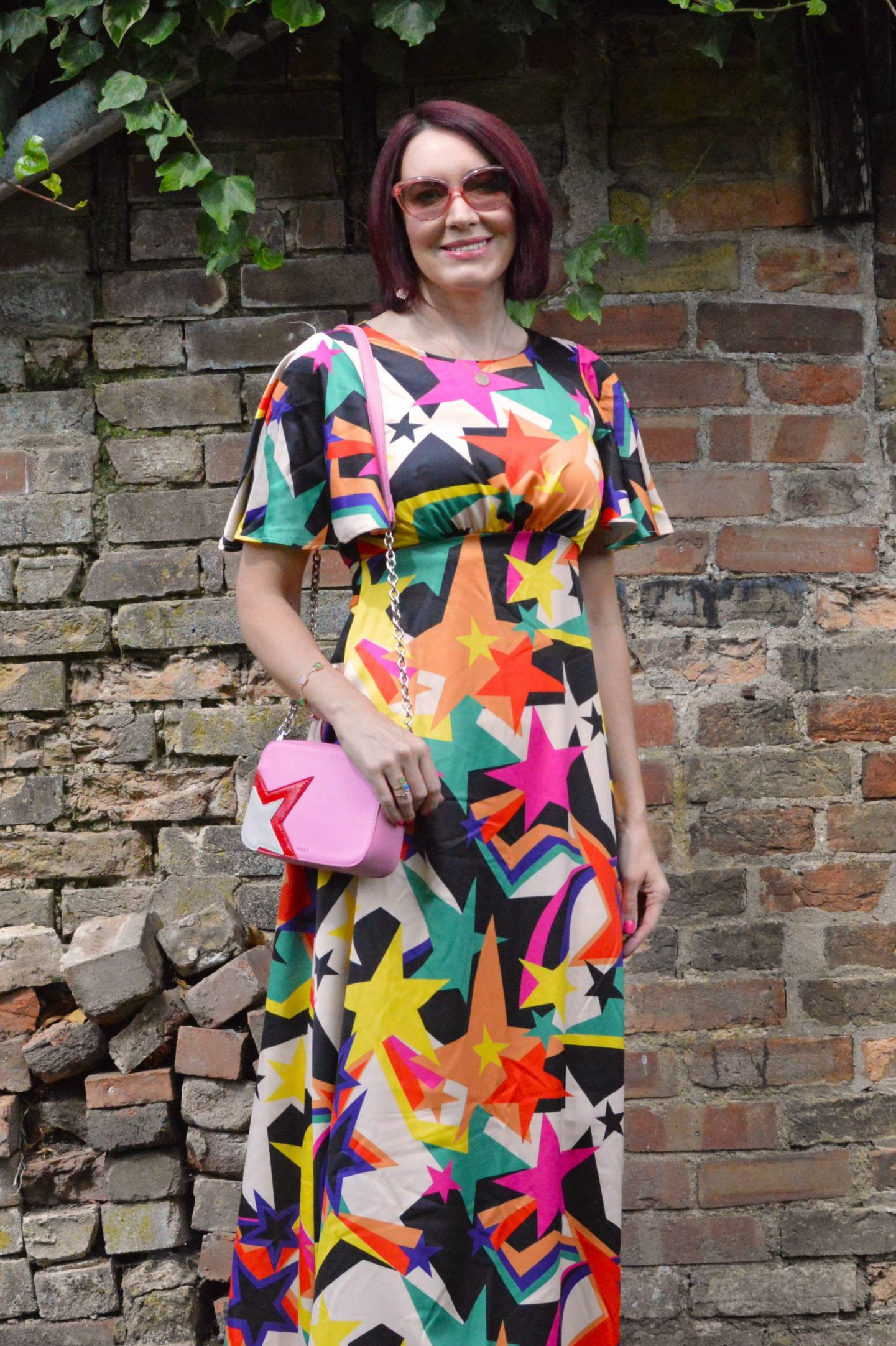 Sizzlin' Summer Style - Stylish Monday Link Up, Twisted Wunder Ziggy dress