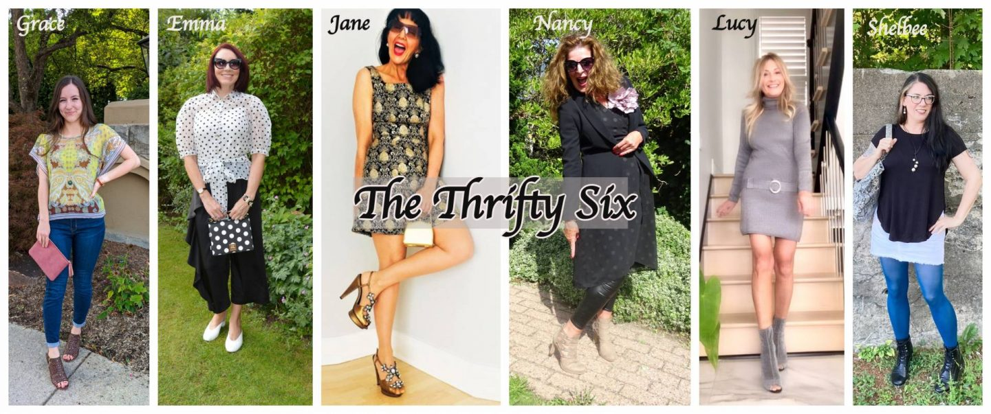 The Thrifty Six in Preloved Shoes