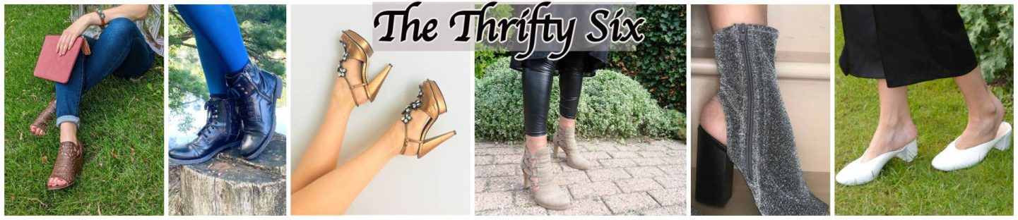 The Thrifty Six Preloved Shoes