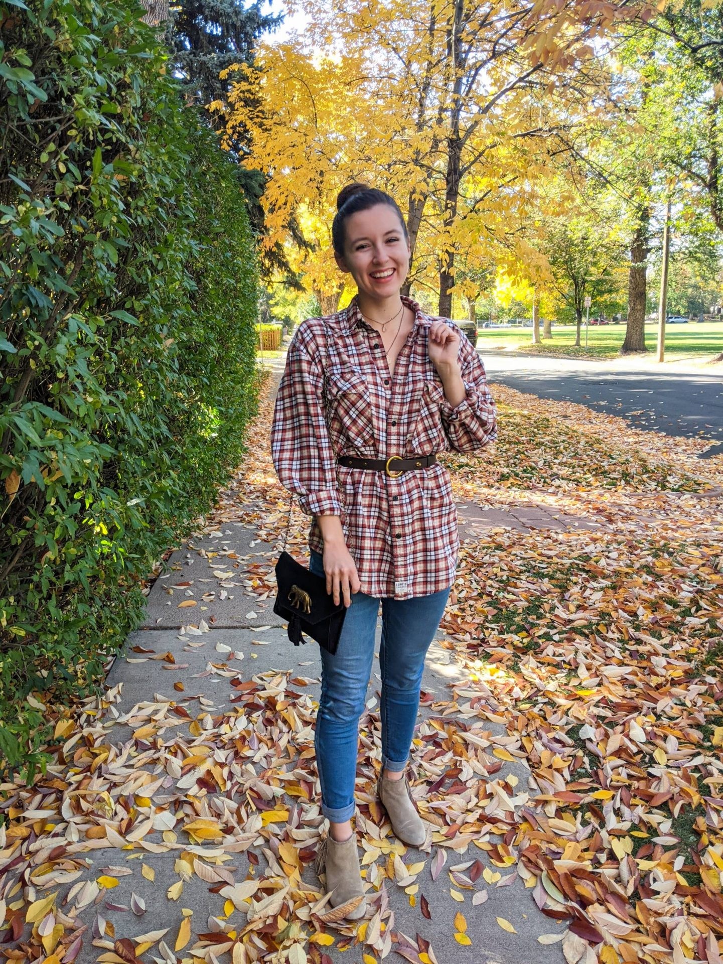 Check Out Preloved Fashion - The Thrifty Six October Challenge, Grace of Graceful Rags