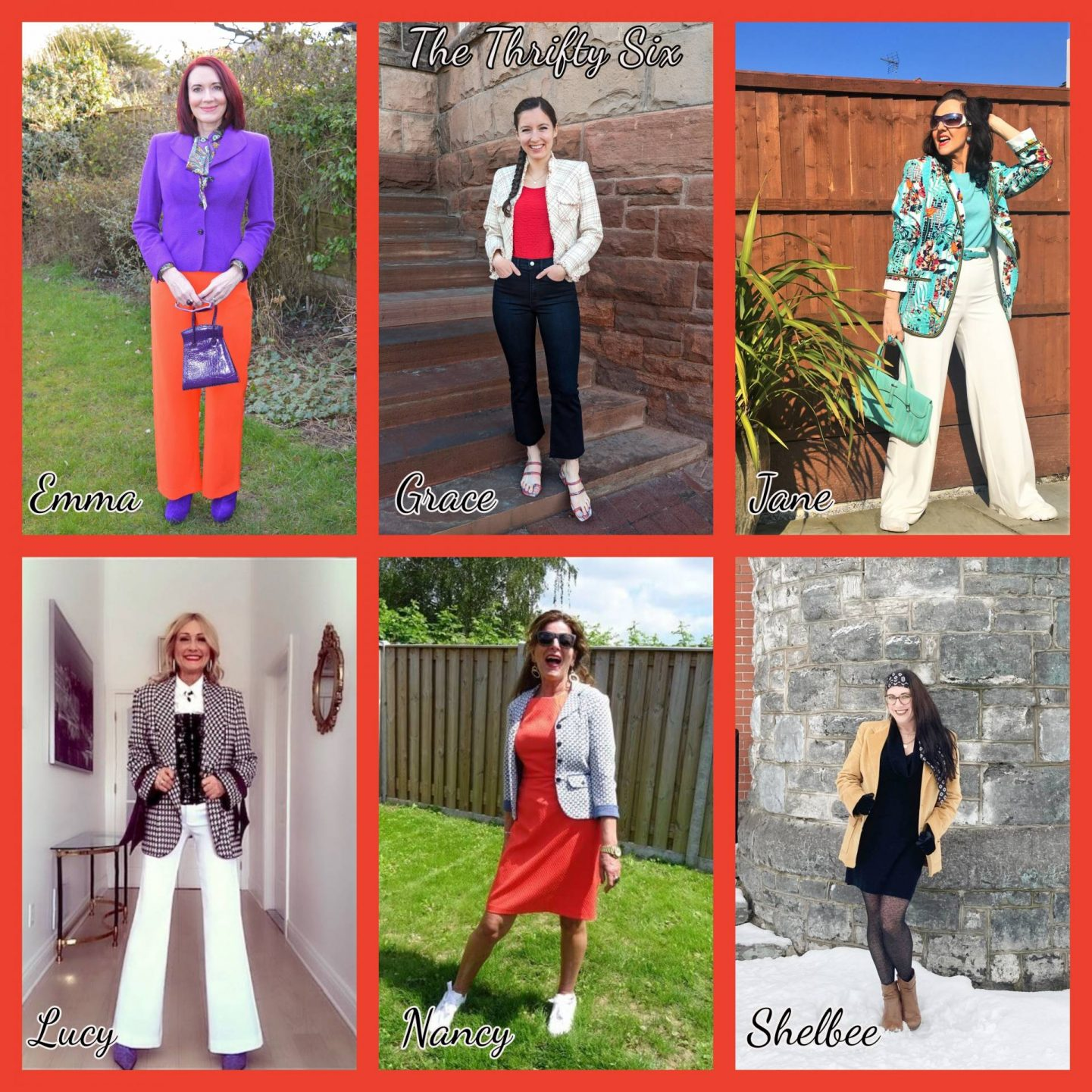 """We Are Trail """"Blazers"""" - March Thrifty Six Collaboration"""