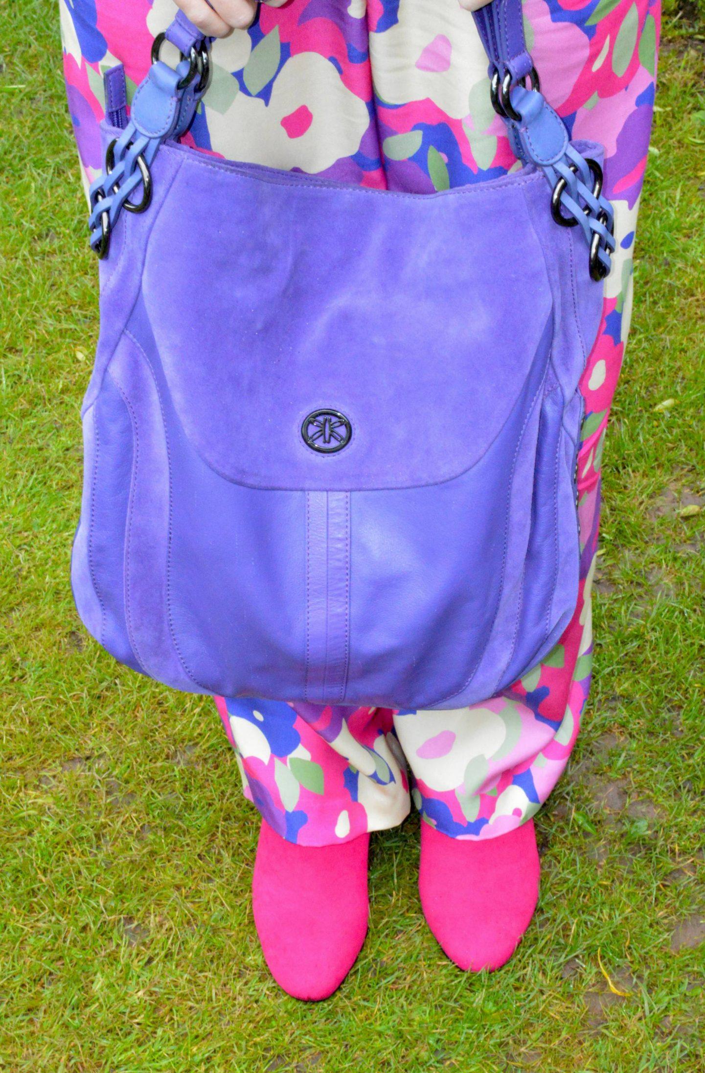 Ri2k purple bag
