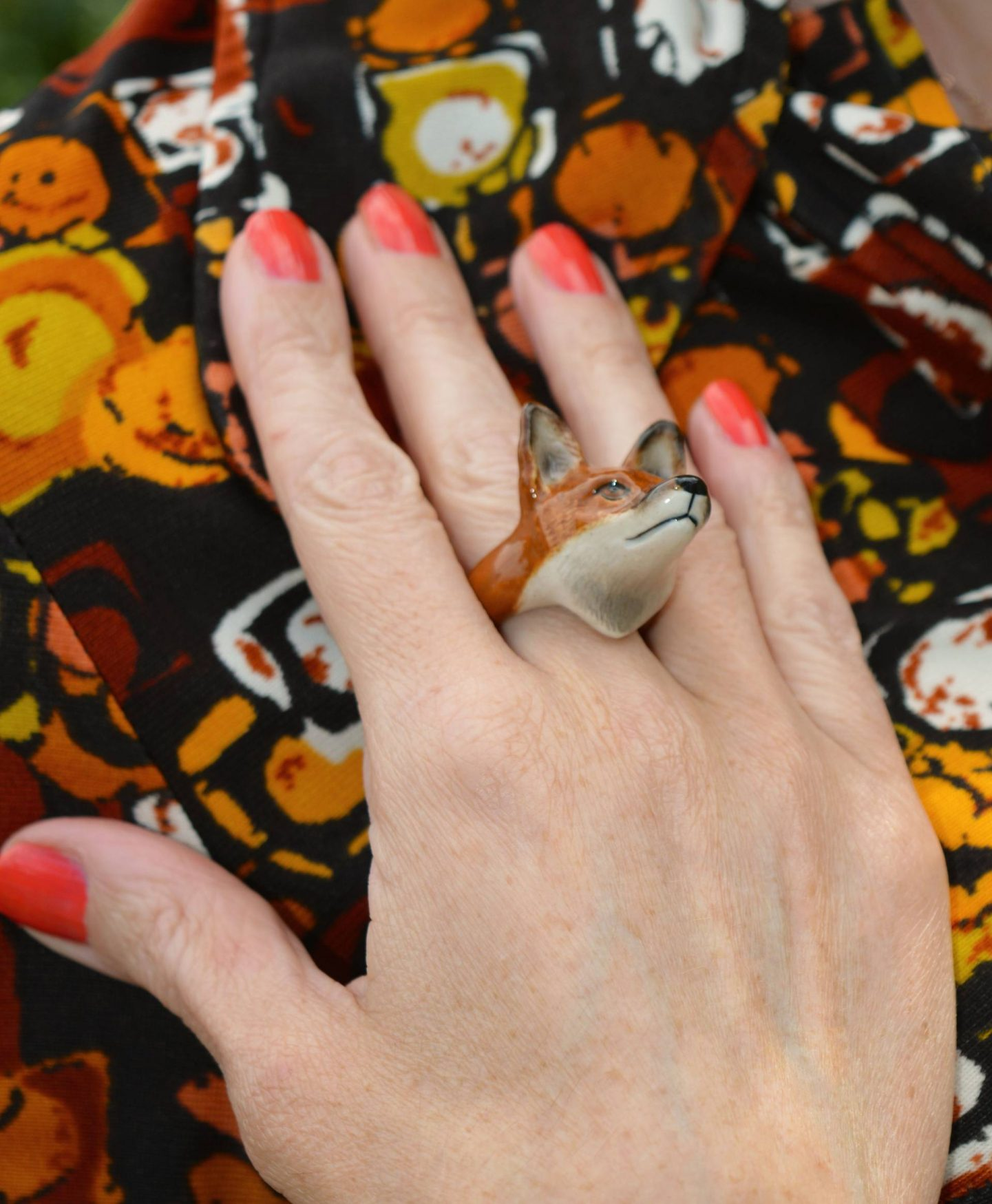 And Mary fox ring