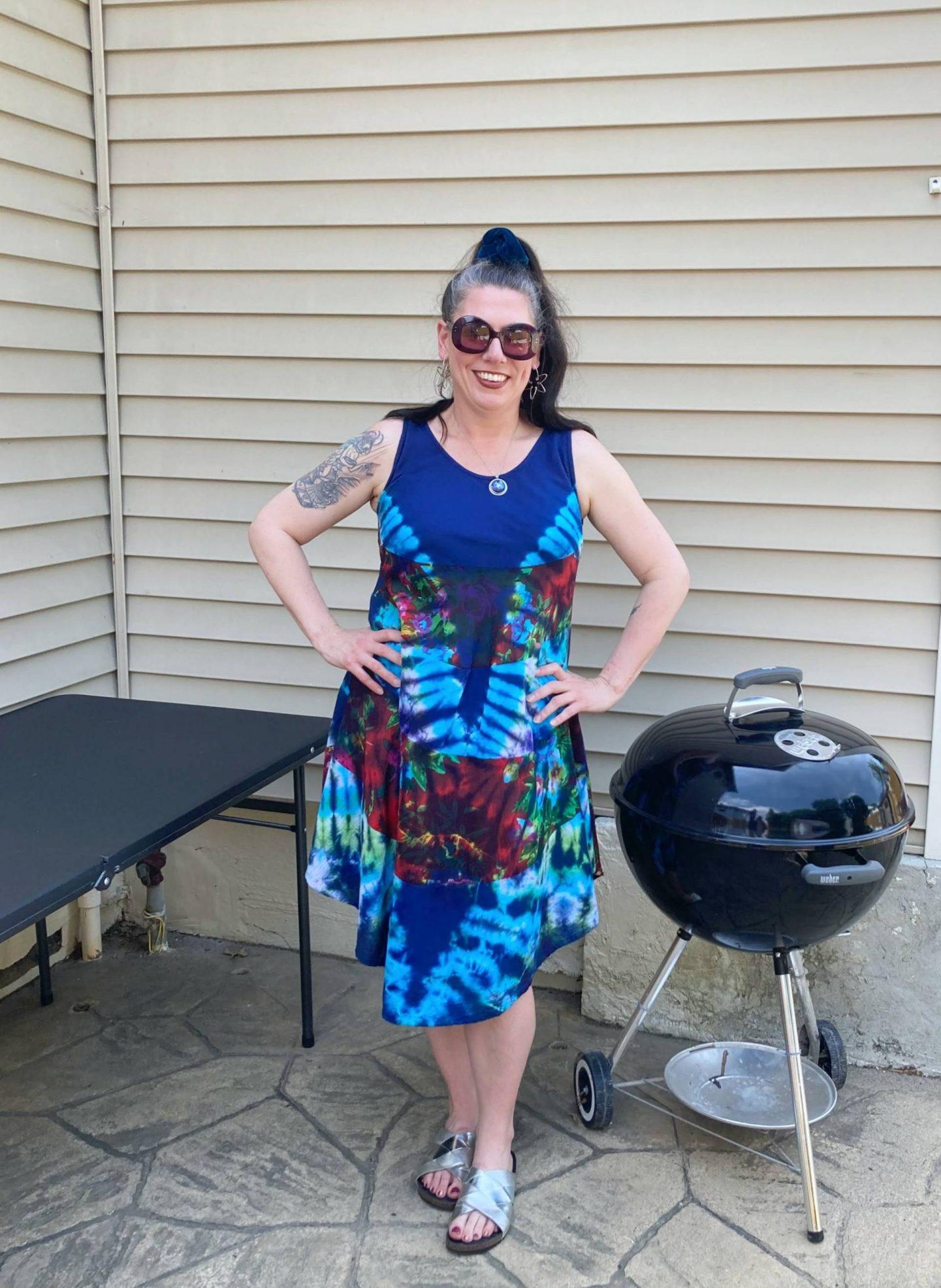 Sizzlin' Backyard BBQ Style, Shelbee on the Edge