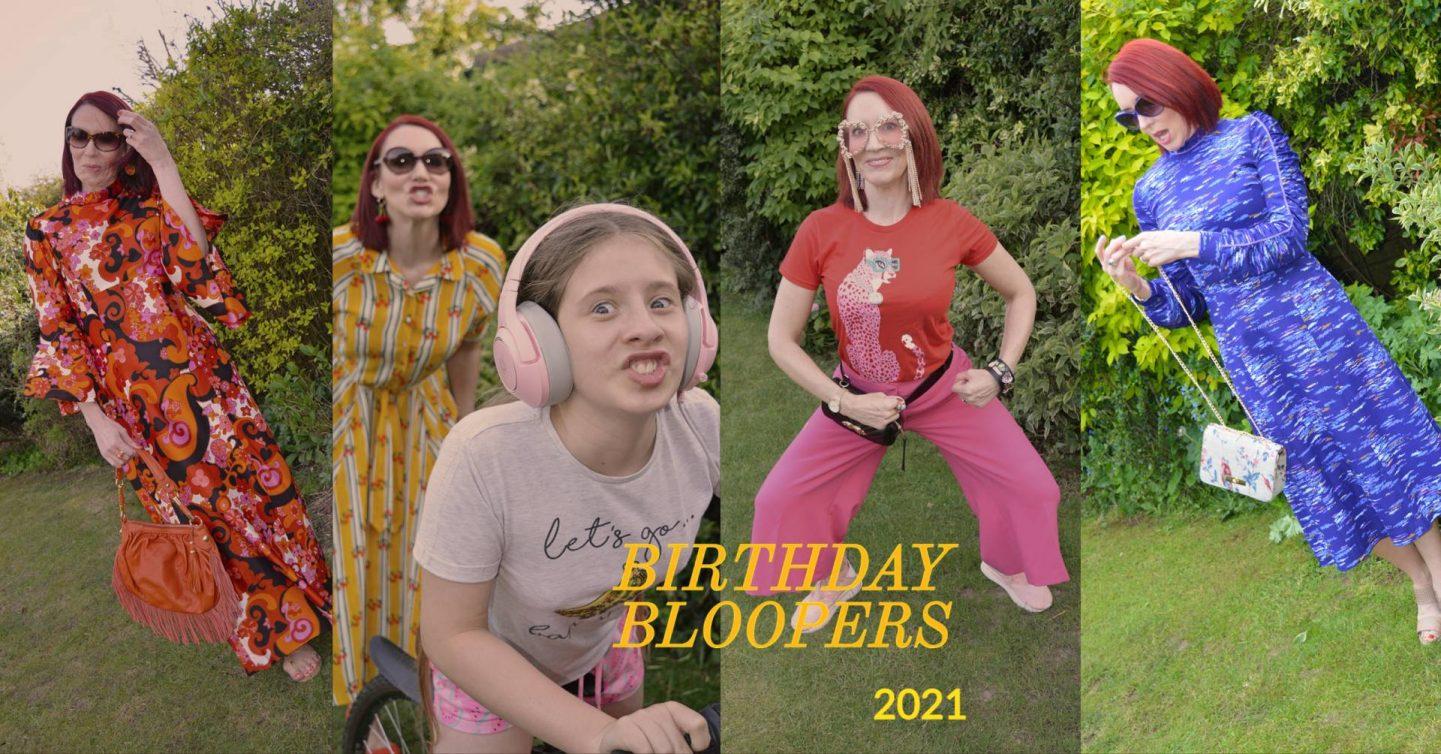 Birthday Bloopers 2021