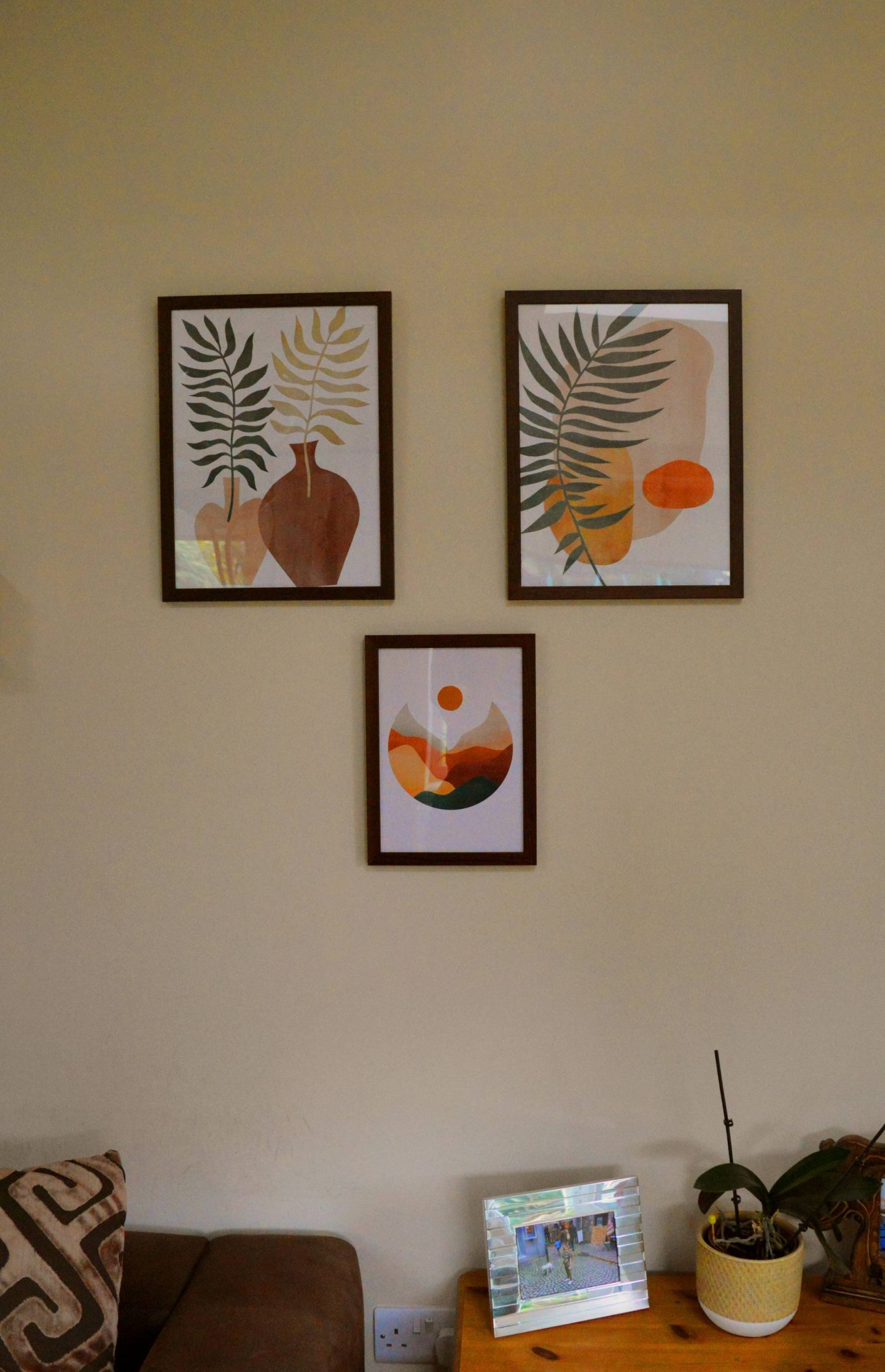 Budget-Friendly Wall Art to Transform Your Home, Poster Store abstract plant prints